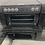 Thumbnail: New World NWLS60TEB 60cm Twin Electric Cooker - Black *GRADED*