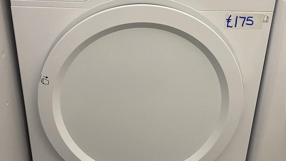 (126) BEKO DCX83100X Freestanding 8kg Condenser Tumble Dryer
