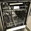 Thumbnail: (416) GRUNDIG GNF41821B Full-size Dishwasher - Black
