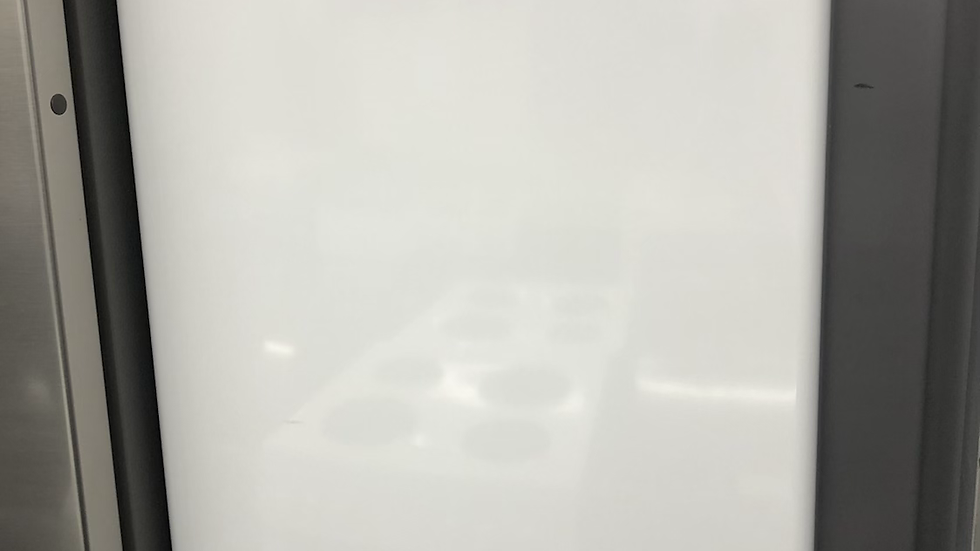 (705) Fridgemaster Under Counter Freezer- MUZ4965M- White