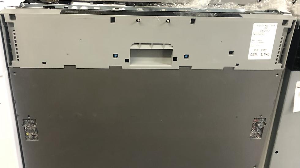 (041) Beko DIN16430 Fully Integrated Standard Dishwasher - Stainless Steel / Bla
