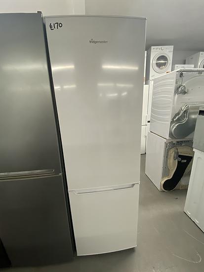 Fridgemaster MC55264D 70/30 Fridge Freezer - White  *GRADED*