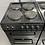 Thumbnail: (476) Bush BETAW50B 50cm Twin Cavity Electric Cooker - Black