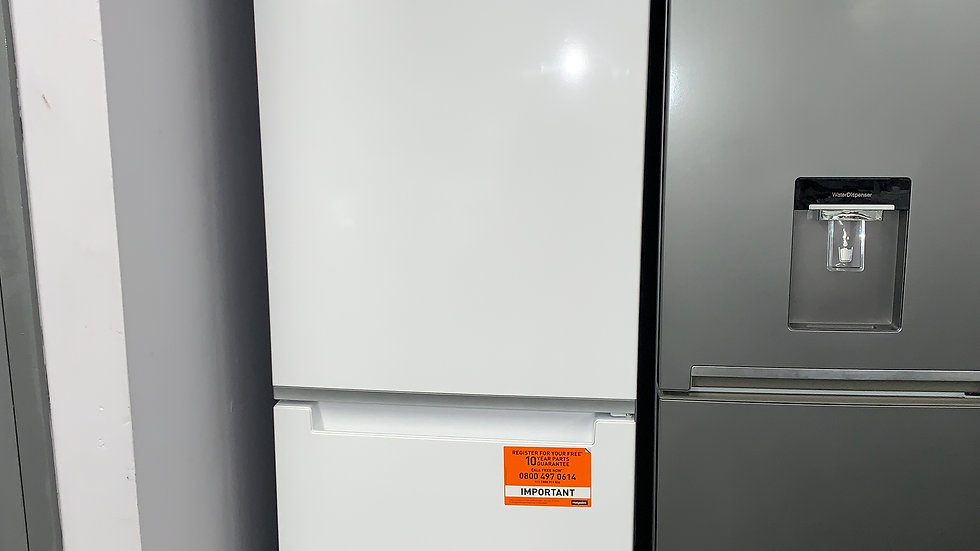 (647) Hotpoint H3T811IW1 60/40 Frost Free Fridge Freezer - White - F Rated