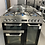 Thumbnail: (036) Beko KDVF90X 90cm Dual Fuel Range Cooker - Stainless Steel - A/A Rated