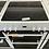 Thumbnail: (063) Bush BDBL60ELW 60cm Double Oven Electric Cooker - White