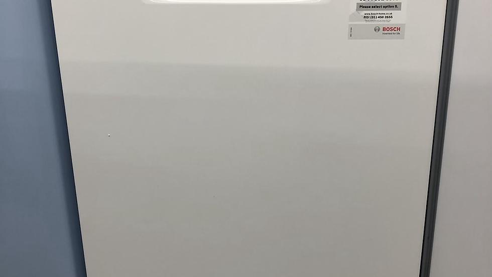 (336) BOSCH Serie 6 SMS6EDW02G Full-size WiFi-enabled Dishwasher - White