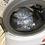 Thumbnail: (353) HOOVER H-WASH 300 H3WS68TAMCE NFC 8 kg 1600 Spin Washing Machine - White