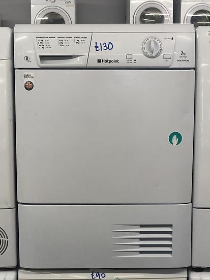 (121) HOTPOINT 7KG tumble Dryer [CDN7000]
