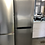 Thumbnail: (123) Hoover Fridge Freezer - HMNB6182X5KN