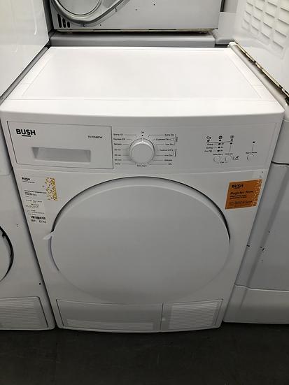(441) Bush TD7CNBCW 7KG Condenser Tumble Dryer - White