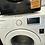 Thumbnail: Samsung WW90J5456MW 9KG 1400 Spin Washing Machine - White