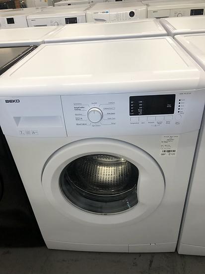 (428) Freestanding 7kg 1300rpm Washing Machine WM74135SW