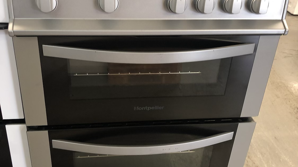 (147) Montpellier 60cm Electric Cooker - MDC600FS- Grey