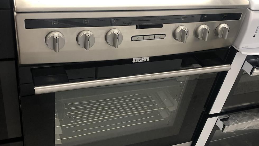 (804) Amica 60cm Electric Cooker - 608CE2TAXX