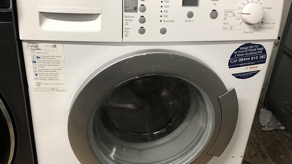 (851) Bosch 6Kg Washing Machine - WAE24366GB