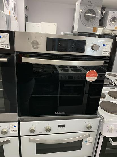 (679) Baumatic Intergrated Oven - BOMTV60X/E
