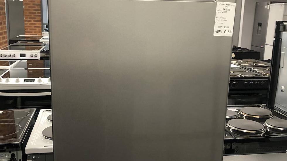 (009) Indesit DSFE1B10S 45cm Slimline Dishwasher in Silver