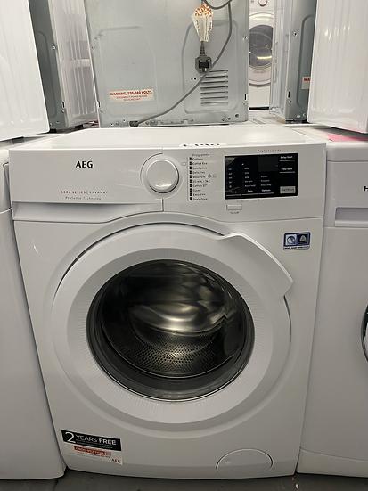 AEG L6FBI841N 8KG Freestanding Washing Machine *GRADED*