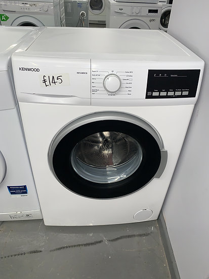 Kenwood K814WM18 8kg Washing Machine - White