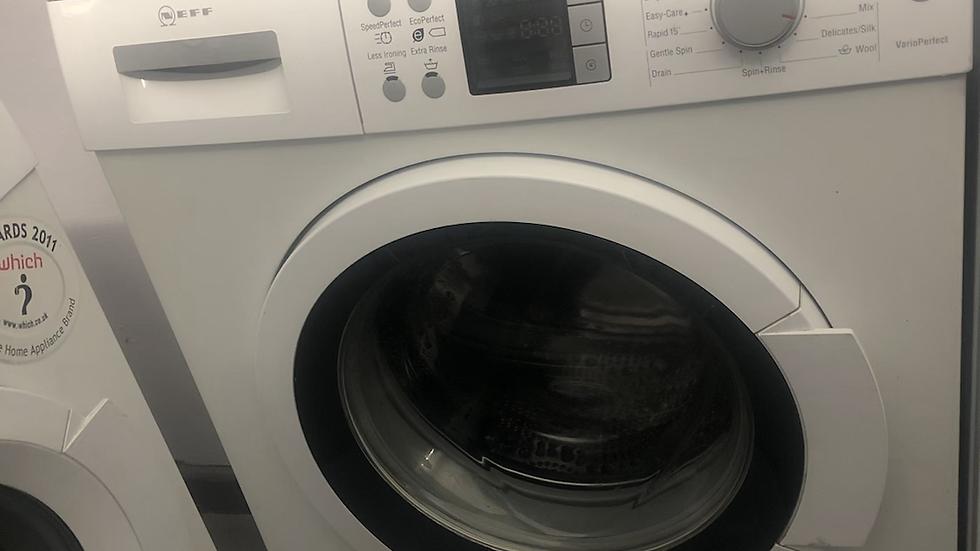 (821) Neff 8kg Washing Machine - W7460X1Gb