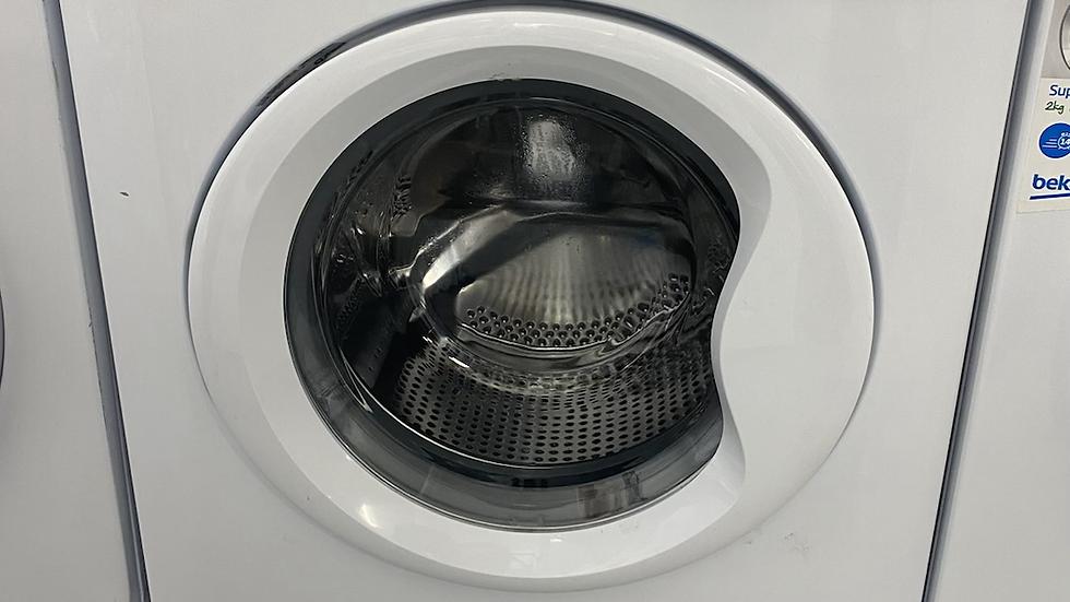 (860) Beko WMB81241LW 8kg 1200rpm Freestanding Washing Machine - White