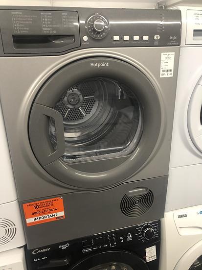 (592) HOTPOINT 8kg tumble dryer TCF583B99
