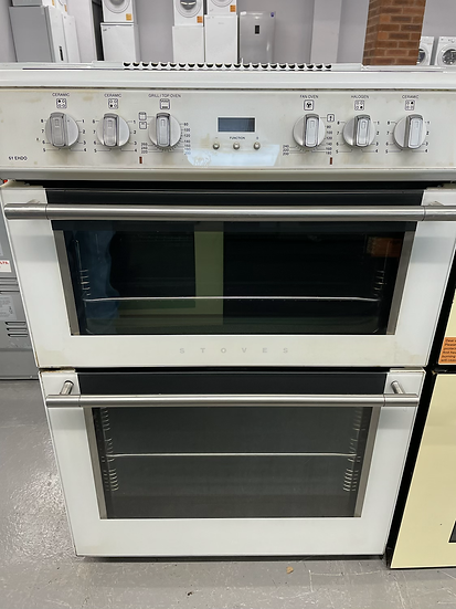 (491) Stoves 61EDO 60cm Electric Cooker