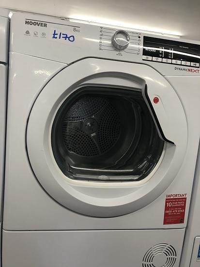 (119) Hoover 8KG Tumble Dryer [DXOC8TG]