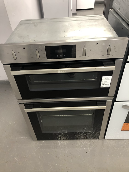 (434) N 30 Built-in double oven Stainless steel U1HCC0AN0B