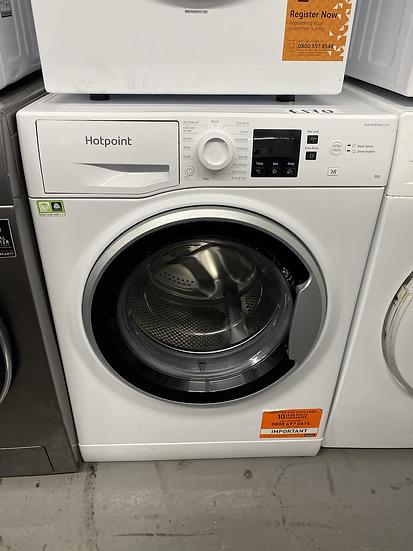 Hotpoint NSWM863CW 8KG 1600 Spin Washing Machine - White *GRADED*