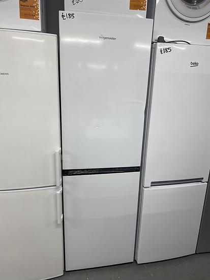 Fridgemaster MC55251M 50/50 Frost Free Fridge Freezer - White - A+ Rated