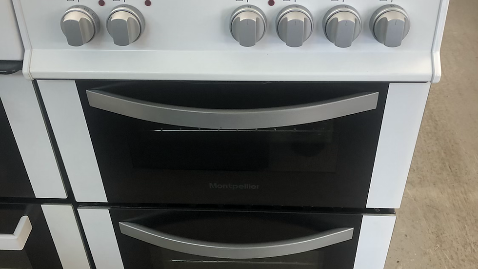 (716) Montpellier  50cm Electric Cooker - MDC500FW- white