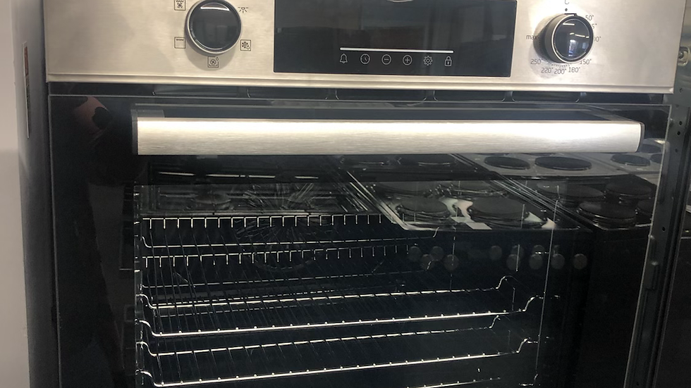 (969) Beko  BBRIF22300X Built In Electric Single Oven - Stainless St