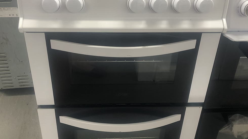 (178) LOGIK LFTC50W12 Electric Ceramic Cooker - White