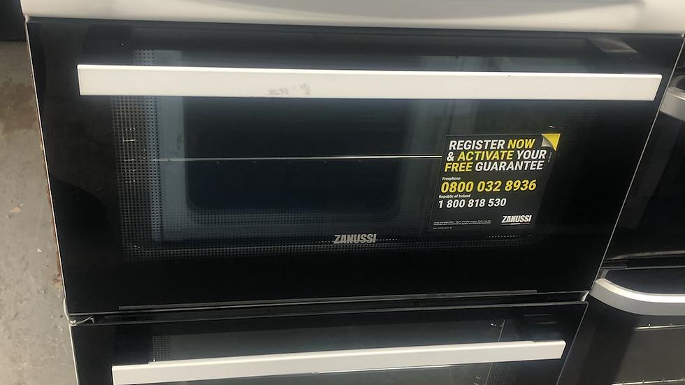 (826) Zanussi 60cm Electric Cooker - ZCV66250WA