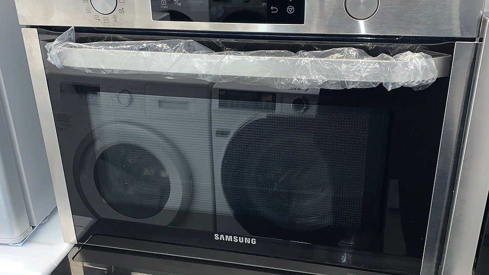 (613) SAMSUNG NQ50J3530BS/EU Built-in Combination Microwave - Stainless Steel