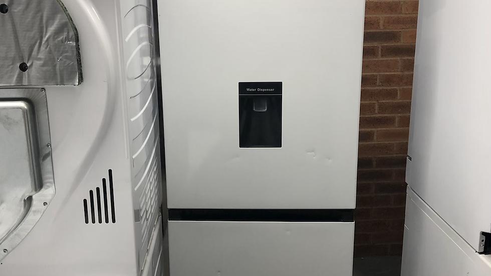 (048) Fridgemaster Fridge Freezer - MC55251MD