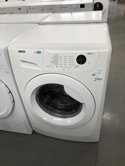 (482) Zanussi Lindo 100 Washing Machine White