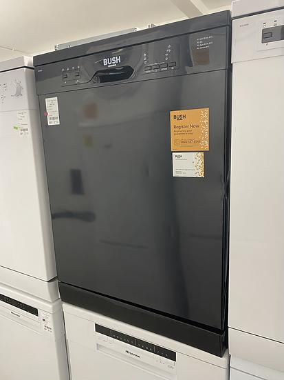 (541) Bush BFSNNB12B Full Size Dishwasher - Black