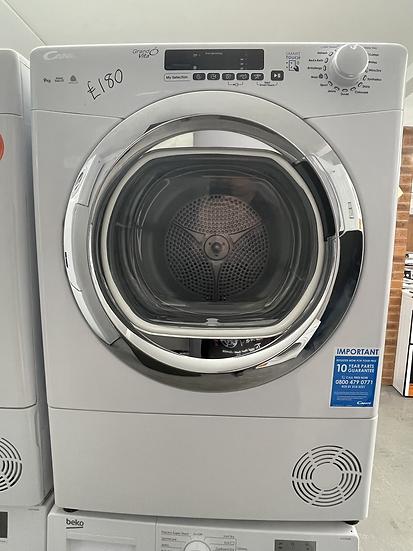 (112) Candy Grand'O Vita GVSC9DCG 9Kg Condenser Tumble Dryer GRADED