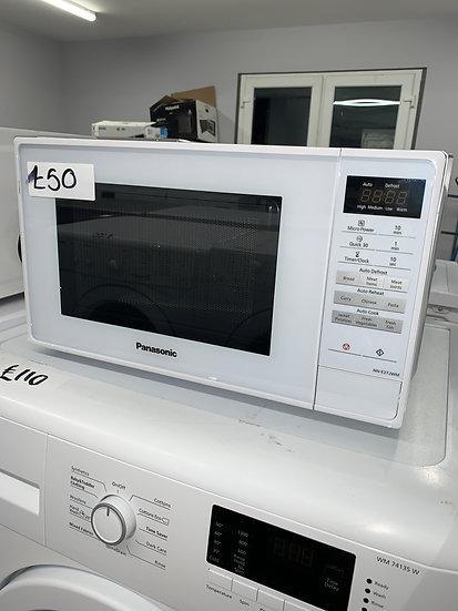 Sharp R272SLM 20 Litre Microwave - White