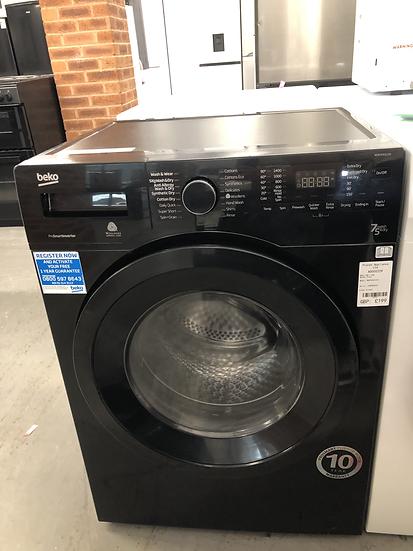 (660) Beko 7+5kg Washer Dryer - WDR745121B