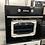 Thumbnail: (360) HISENSE BSA5221ABUK Electric Oven with Even Bake & Steam Add - Black