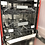 Thumbnail: (025) Montpellier Dishwasher - Red - MAB6015R