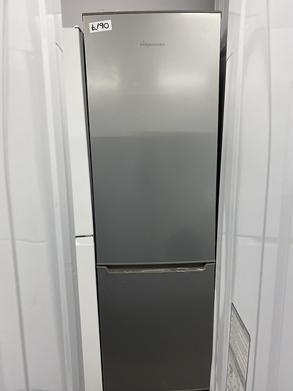Fridgemaster MC55264AS Fridge Freezer - Silver *GRADED*