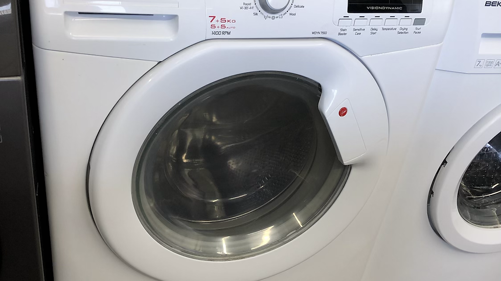 (105) Hoover 7+5Kg Washer Dryer