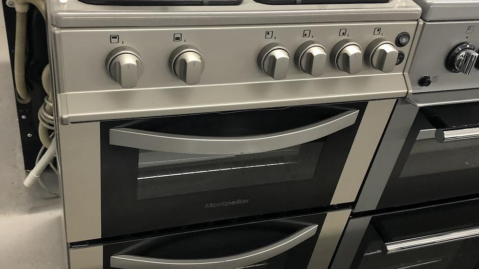 (128)  Montpellier 50cm Gas Cooker - MDG500LS