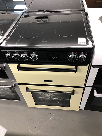 (565) New World Nevis NWNV60CC 60cm Electric Cooker