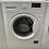 Thumbnail: (834) BEKO WM74155LW Freestanding 7kg 1500rpm Washing Machine
